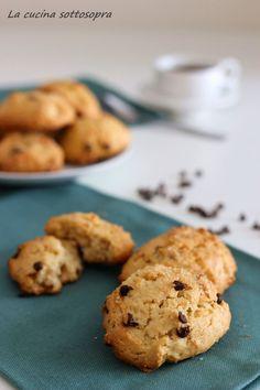 biscotti rapidi olio no burro Biscotti Biscuits, Biscotti Cookies, Galletas Cookies, Biscuit Dessert Recipe, Cookie Recipes, Dessert Recipes, Confort Food, Italian Cookies, No Bake Cake