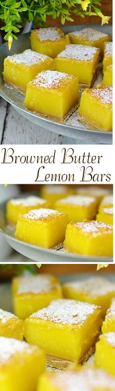 Browned Butter Lemon