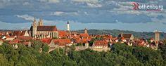 Rothenburg ob der Tauber -Welcome