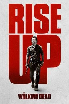 The Walking Dead TV Show Poster