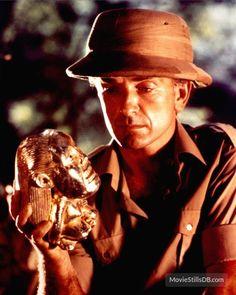 Raiders of the Lost Ark - Publicity still of Paul Freeman