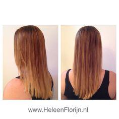 Balayage bronze love hair color cut blonde naturel long hair