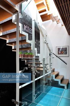 Modern hallway Contemporary Home Offices, Contemporary Style, Modern Hallway, Study Space, Interior Photography, Gap, Stock Photos, Image, Home Decor