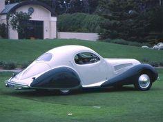 1938 Talbot Lago T23 Figoni et Falaschi Coupe