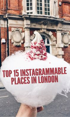 Top Instagrammable places in London - bes Insta-spots in London! Instagram guide to London! Milk Train, AIDA, Shoreditch and many other photogenic spots in London!