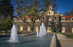 Francis Ford Coppola's Inglenook Winery in Rutherford, Calif