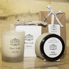 Eleon bath and body bath time essentials,White Sand aroma candle, Rose Lavender massage candle, Mganolia bath Crystals Valentine Day Gifts, Valentines, Jaba, Bath Time, Scented Candles, Shea Butter, Bath And Body, Tableware, Valentine's Day Diy