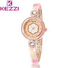 $29.99 (Buy here: https://alitems.com/g/1e8d114494ebda23ff8b16525dc3e8/?i=5&ulp=https%3A%2F%2Fwww.aliexpress.com%2Fitem%2FKEZZI-KW1241-Brand-Fashion-Women-Luxury-Bracelet-Watch-Ladies-Famous-Quartz-Watch-Relogio-Feminino-KZ96%2F32693948544.html ) KEZZI KW1241 Brand Fashion Women Luxury Bracelet Watch Ladies Famous Quartz Watch Relogio Feminino KZ96 for just $29.99