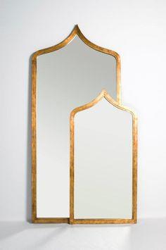 Rachel Horn Marrakech Mirror