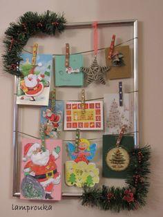 ΛΑΜΠΡΟΥΚΑ: Για τις χριστουγεννιάτικες κάρτες μας!