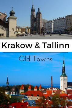 We love the old town centres of European cities. It is like stepping back in time or living history as I call it. Tallinn and Krakow have 2 of the best old towns in Europe. UNESCO have recognised their city centres on their list of protected sites