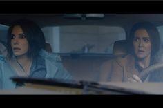 The movie Bird Box stars Sandra Bullock and just broke a Netflix record. Sandra Bullock, Thalia, Ganhadores Do Oscar, Interview, Cinema, Netflix Account, Bird Boxes, Film Review, People Like