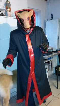 """Saw"" costume , handmade"