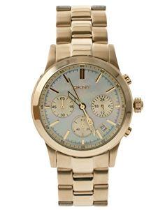 DKNY Street Smart Gold Bracelet Watch - sold out but still love it