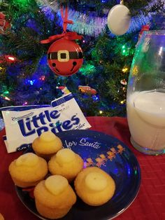 Spread Happiness and Cheer with Entenmann's® Little Bites® Butter Cookie Muffins! Yes Please – The Night Owl Mama
