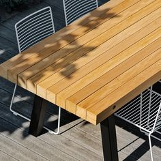 Garden Furniture, Outdoor Furniture, Outdoor Decor, Interior Design Living Room, Living Room Designs, Coffee Table With Drawers, Concrete Table, Garden Table, Home Decor