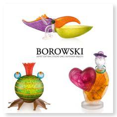 Glasstudio Borowski GmbH   View Catalogue   Glass Art