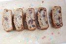 suikevrij kokos brood