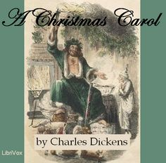 """A dramatic reading of """"A Christmas Carol."""" Free download or listen online"""