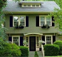 Jp Potential Color Schemes Exterior House Colors Combinations Paint For