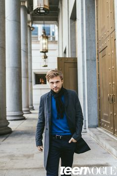 Say Hello to William Moseley, a True Prince Charming On and Off 'The Royals' Set