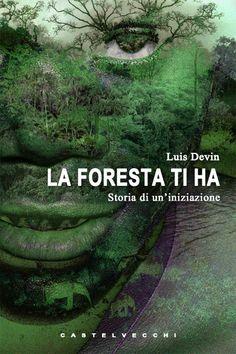 """""""Copertina del libro """"""""La foresta ti ha. Storia di un'iniziazione"""""""", di Luis Devin (Castelvecchi - LIT Edizioni).  Una storia vera dal cuore dell'Africa, un viaggio affascinante in un mondo sconosciuto, tra capanne di foglie, spiriti della foresta, e riti d'iniziazione con i pigmei.  Scheda libro: www.luisdevin.com/libri/la-foresta-ti-ha/ Pagina facebook del libro: www.facebook.com/LaForestaTiHa  Estratto gratuito: www.luisdevin.com/la-foresta-ti-ha.pdf"""