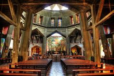 The Basilica of the Annunciation in Nazareth, Israel