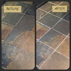 Tile and grout cleaner