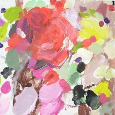 Artist Becca Kallem.