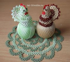 Image result for frivolite Tatting Jewelry, Tatting Lace, Tatting Patterns, Lace Making, Rug Hooking, Doilies, Knit Crochet, Crochet Earrings, Projects To Try