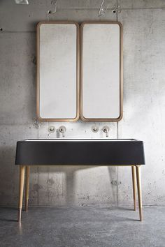 Mountain Fixer Upper: Let's Talk Vessel sinks and Wall-Mount faucets | Emily Henderson | Bloglovin'