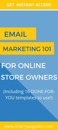 Online Store | Online Shop | How to make more money | How to get more sales | Ecommerce marketing tips | Business Strategist |Email Marketing | List Building