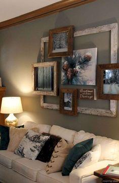 77 Rustic Farmhouse Home Decor Ideas
