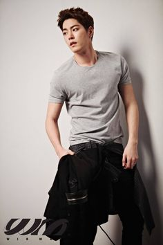 Hong Jung Hyun / Sure Magazine Hong Jong Hyun, Jung Hyun, Kim Jung, Korean Star, Korean Men, Asian Actors, Korean Actors, Korean Dramas, Asian Boys