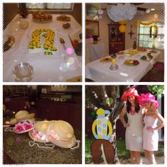 kentucky derby wedding shower could use ideas for baby shower