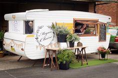 70s Viscount Supreme / Flower Shop See the transformation: http://www.meganclairefloraldesign.com/#!mobile-shopcaravan-/c6iw