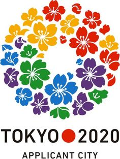 Tokyo 2020 • Applicant City | Summer Olympic 2020 Bidding Logo