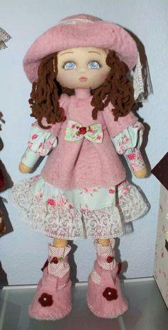 Mi muñeca handmade Charlotte