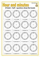 What's the time BOARDGAME worksheet - Free ESL printable worksheets made by teachers