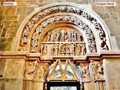 santa maria magdalena de vezelay timpano - Buscar con Google