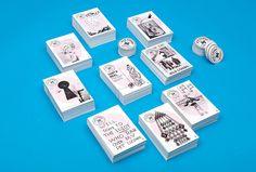 karhunen by fscarballo, via Flickr Brand Identity, Branding, Letterpress, Leo, Invitations, Graphic Design, Illustration, Cards, Inspiration