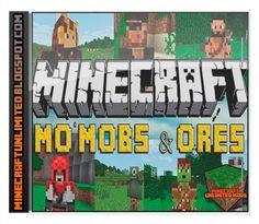 Minecraft Unlimited Mods: Descargar Mo' Mobs & Ores Mod para Minecraft [1.7....
