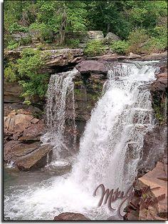 Alabama  ~ Desoto State Park