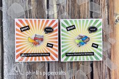Interactive Cards, Cardmaking, Birthday Cards, Paper Crafts, Superhero, Type, Art, Bday Cards, Art Background