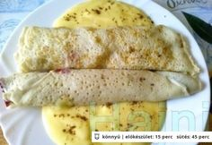 Crepe Cake, Mille Crepe, Crepes, Pancakes, Ethnic Recipes, Food, Dutch, Kitchen, Baby