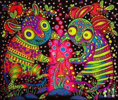 Palette / Peyote Dance :: COLOURlovers
