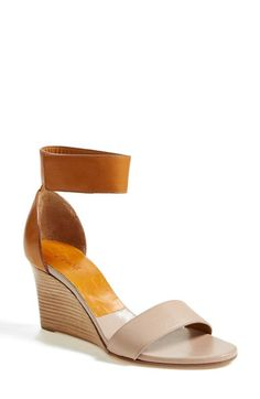 Chloé 'Gala' Wedge Sandal (Women) available at #Nordstrom
