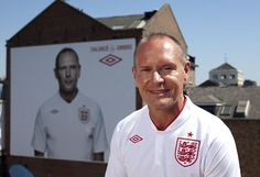 Come on England! Legend Gazza urges Roy's boys to create their own Euro history