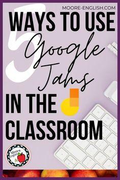 Teacher Tools, Teacher Hacks, Teacher Stuff, Middle School Teachers, Middle School Science, Educational Technology, Teaching Technology, Teaching Career, Google Classroom