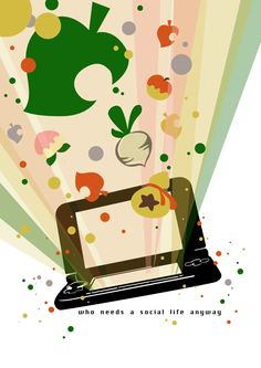 Luna Crossing ♡ : Photo - Ac new Leaf - Animal Crossing Fan Art, Animal Crossing Memes, Animal Crossing Pocket Camp, Nintendo, Overwatch, Motif Acnl, Ac New Leaf, Happy Home Designer, Post Animal